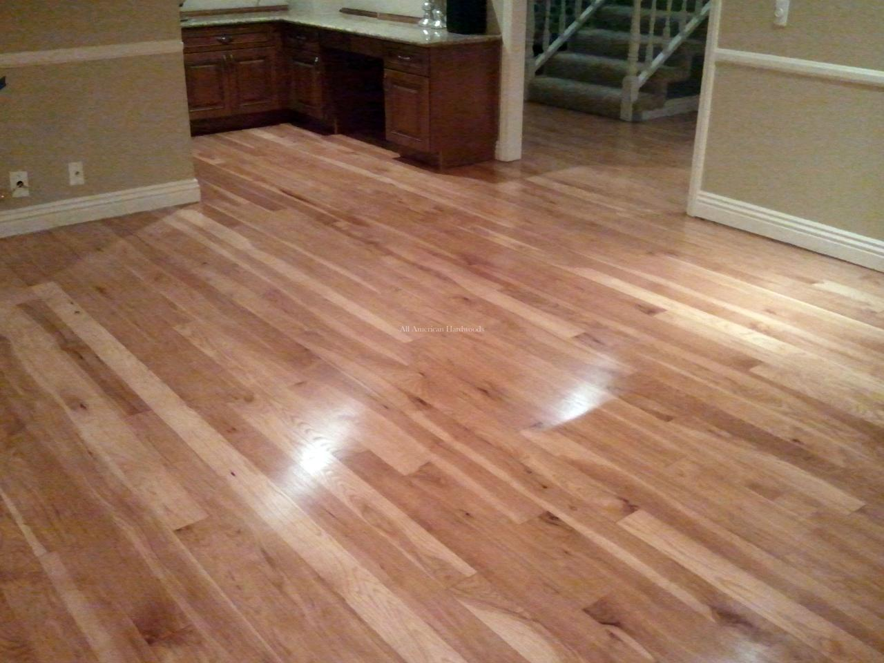 Hardwood floor finish water based vs oil based hardwood for Hardwood flooring zero voc