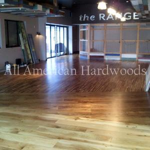 Commercial Wood Floor service in San Diego. Fully licensed contractor. Dust free