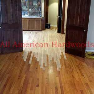 Licensed wood floor contractor in San Diego California. Dust free service CSLB