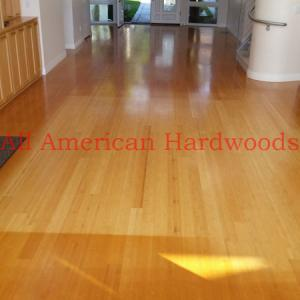Bamboo Floor refinishing in San Diego