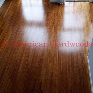 Bamboo Floor Refinishing in San Diego. Fully Licensed Contractor. Dustless pros