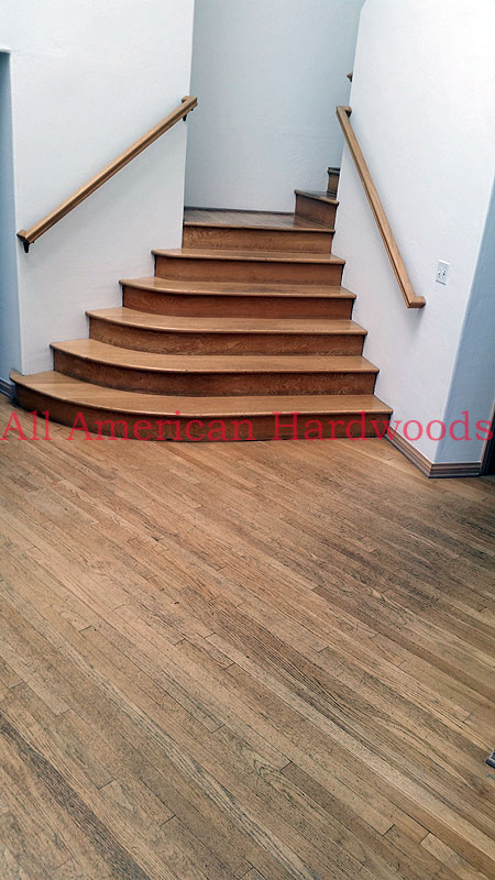 Delightful #25 Hardwood Floor Restoration In San Diego. Refinish Wood Floors In  Mission Hills. Completed 3/15/2015