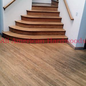 Solid oak refinishing and installation in san diego. licensed contractor