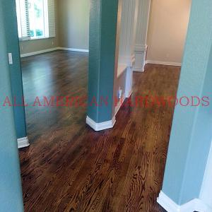 Repair wood flooring in North County San Diego. Fully Licensed contractor