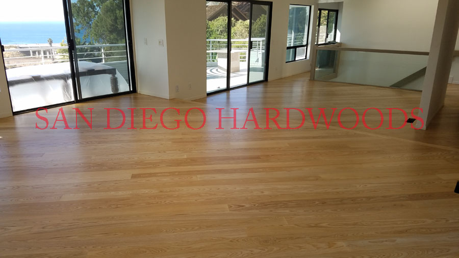 RESTORE SOLID WOOD FLOORING SAN DIEGO. FLOORING CONTRACTOR DUST FREE REFINISH
