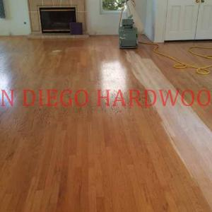 engineered wood floor refinishing san diego county restore red oak white oak
