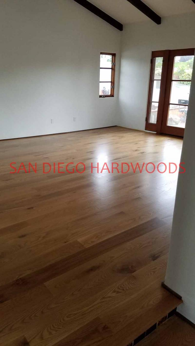 HIGH QUALITY WOOD FLOOR SANDING AND FINISHING SAN DIEGO DUST FREE SYSTEM