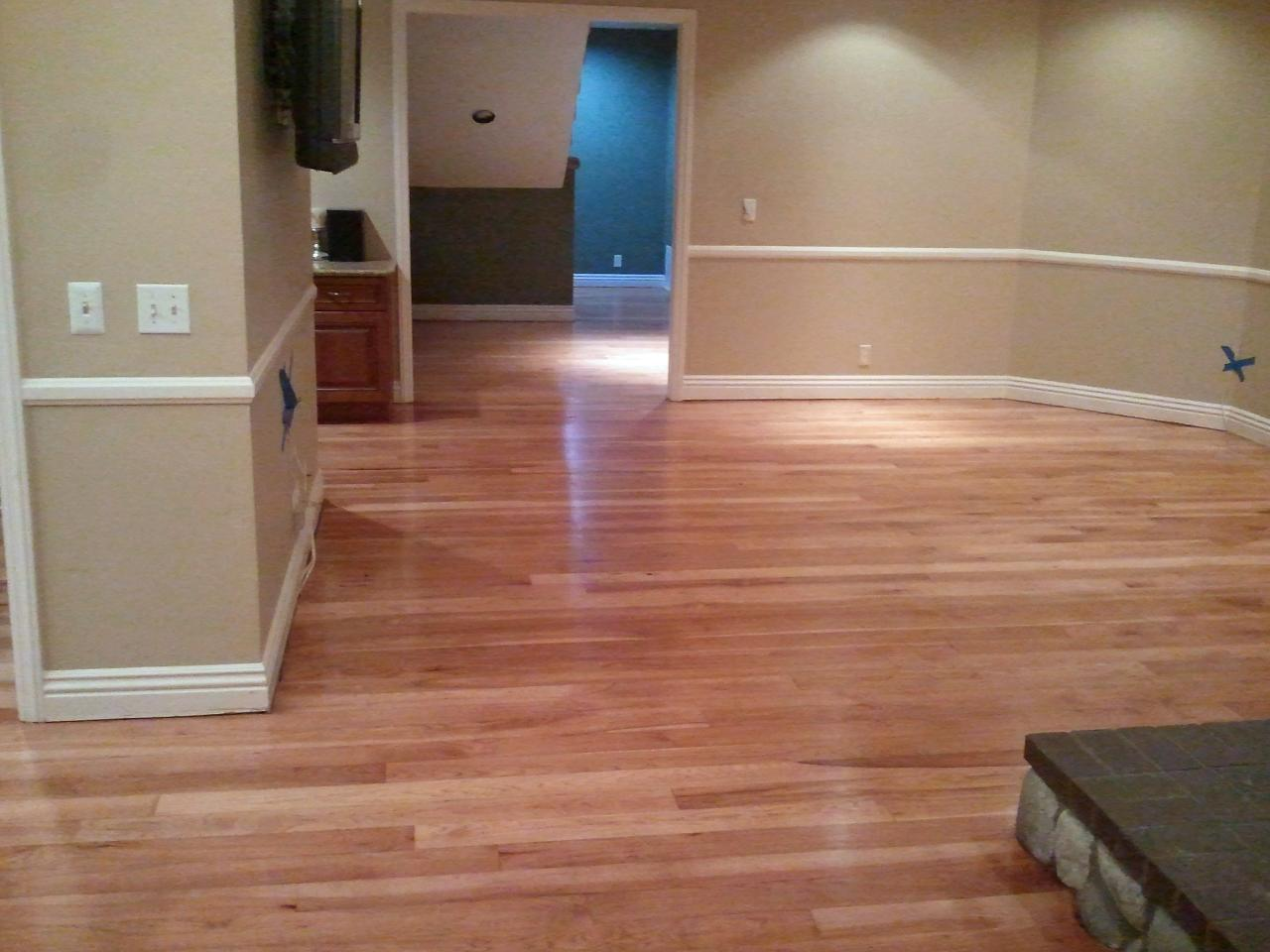 Solid Hardwood Flooring Repaired Refinished Restored By Licensed Contractor