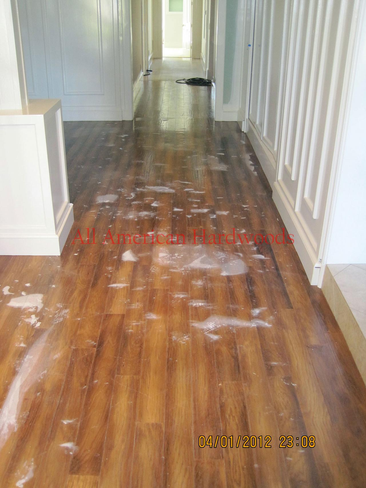 Hickory Floor Resurfacing Refinishing And Repair In San Go By Licensed Pros Before Rancho Sante Fe Engineered Wood