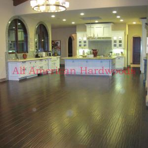 North County wood floor refinishing. San Diego repair of wood flooring. Licensed